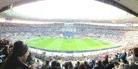 Courte victoire du XV de France