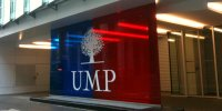 Benzema à l'UMP
