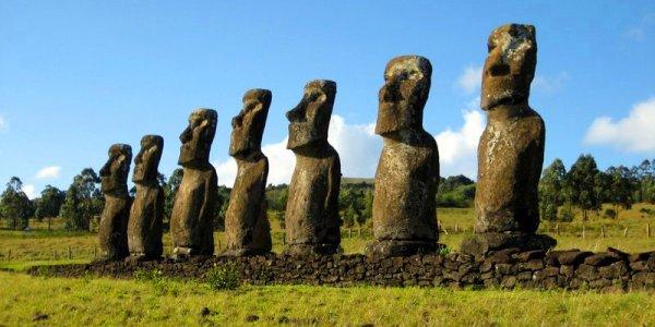 Changements climatiques et Rapa Nui