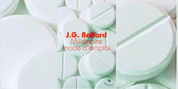 James Graham Ballard Orwell du XXI<sup>ème</sup> siècle