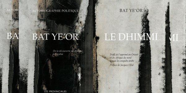 Bat Ye'or: historienne combattante, inlassable Cassandre