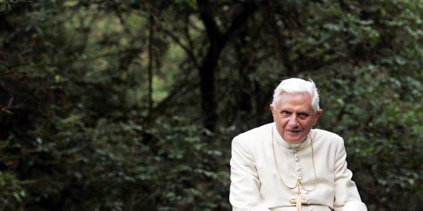 Dernières conversations avec Benoît XVI, le collaborateur de la vérité