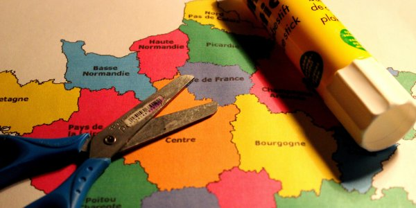La Carte et le territoire sous Hollande