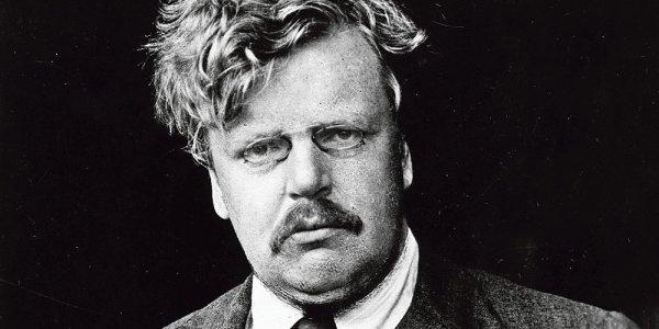 Chesterton, l'excentrique du centre