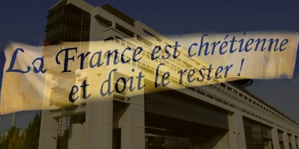 Civitas: nous sommes les premiers d'une vague de répression
