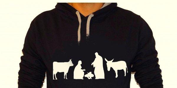Entre le bœuf et l'âne gris