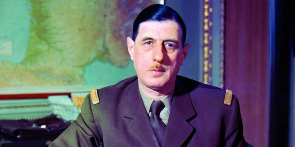 De Gaulle et les siens
