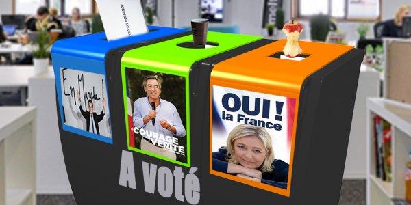 La démocratie et le tri sélectif