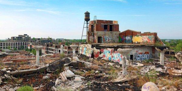 Un Detroit, c'est une embouchure.