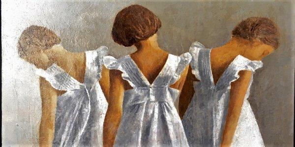 Gérald Engelvin, peintre de l'intérieur