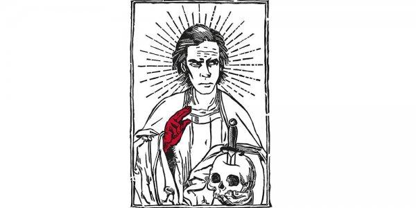 Portrait de l'artiste en évangéliste
