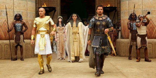 Exodus, Gods and Kings