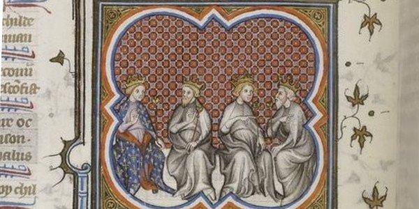 Succession de Clovis: de l'unité à l'unité
