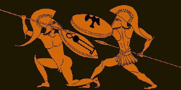 Les Grecs en pleine gloire