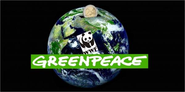 Greenpeace, WWF: ça suffit!