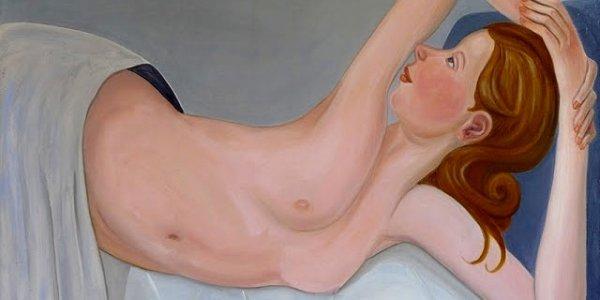 MN rencontre le peintre Thomas Groslier
