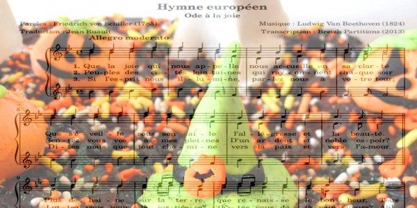 Halloween et Hymne à la joie