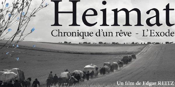 Heimat, retour sur un véritable roman cinématographique
