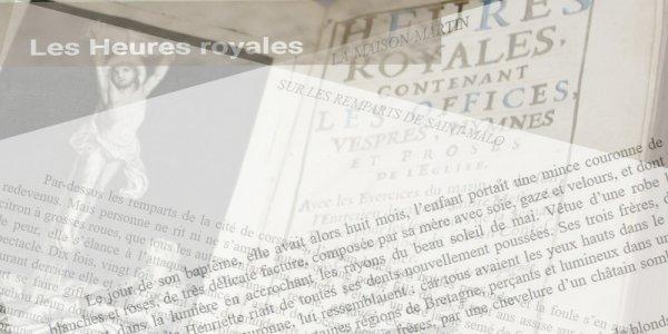 Les Heures royales d'Hélène Raveau