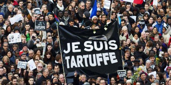 Tous Tartuffe!
