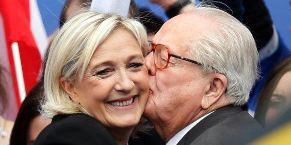 Le Pen: énormités et abominations