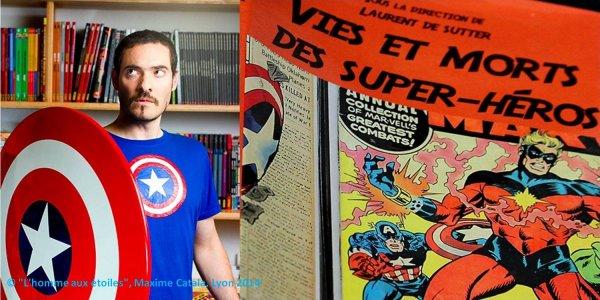 Super-héros: questions de vies ou de morts