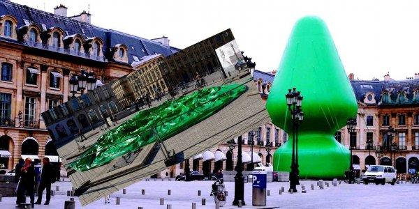 La place Vendôme devenue un sex-shop pendant 3 jours