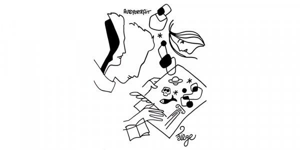 David Miège, dessinateur entre poésie et politique