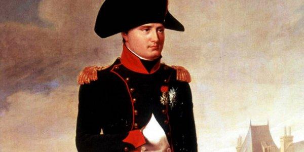 Napoléon: à lui l'avenir!