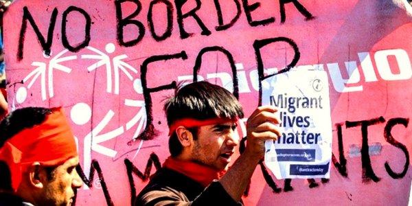 No Border invente la loi de la jungle pour tous