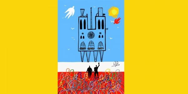 Notre Dame laïque et sacrée