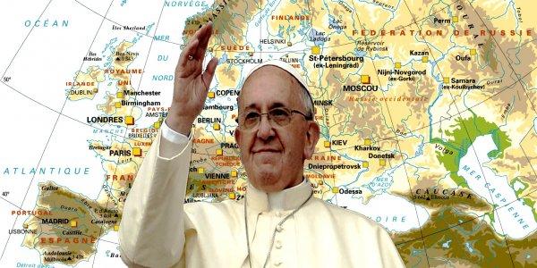 Que dit le Pape sur les migrants?