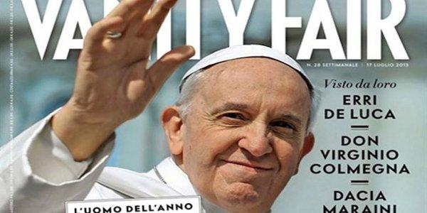 Le pape François superstar des médias?