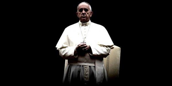 Le Pape François ou Le Martyr Pour Tous