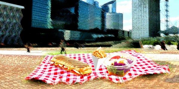 Mangeurs de rues… Bon appétit!
