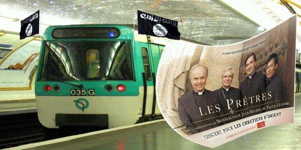La RATP, collabo des islamistes