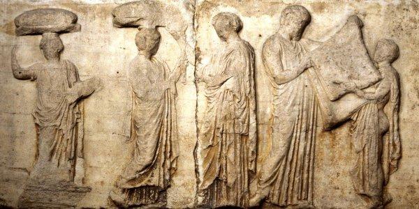Être citoyen dans l'Athènes antique