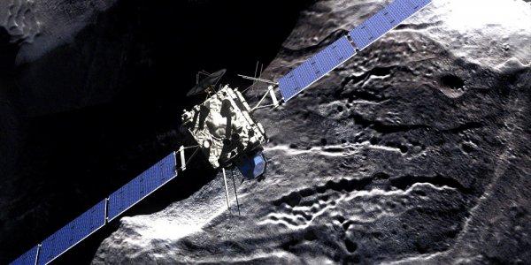 Rosetta: l'Europe la tête dans les étoiles