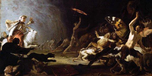 Sacrifice au sabbat