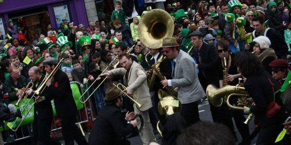 Saint-Patrick priez pour eux