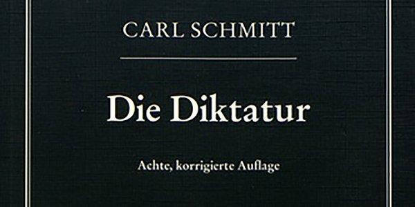 Carl Schmitt au pays du progressisme