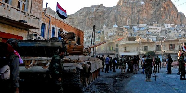 Syrie: martyrs chrétiens dans l'indifférence