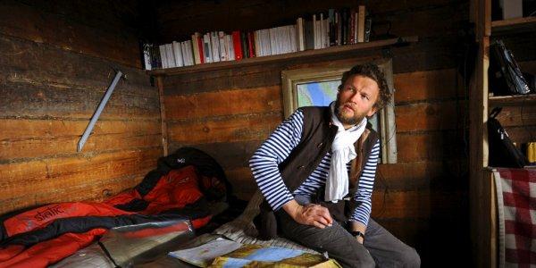 S'abandonner à lire… Sylvain Tesson