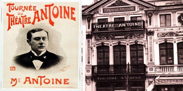 Du théâtre libre d'Antoine au cinéma du «réalisme poétique» d'Antoine