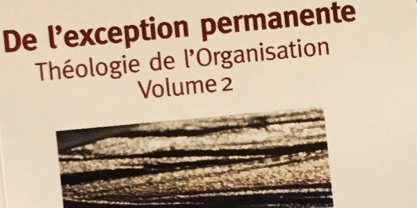 Baptiste Rappin et la Théologie de l'Organisation (2)