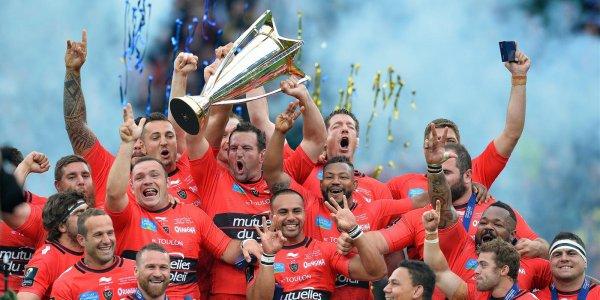 Toulon toujours champion