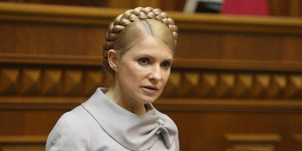 Ukraine: de Ioulia à Tymochenko