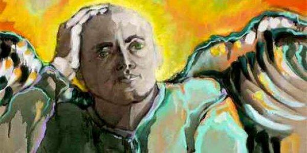 Natacha Kolson, peintre et décoratrice de l'âme