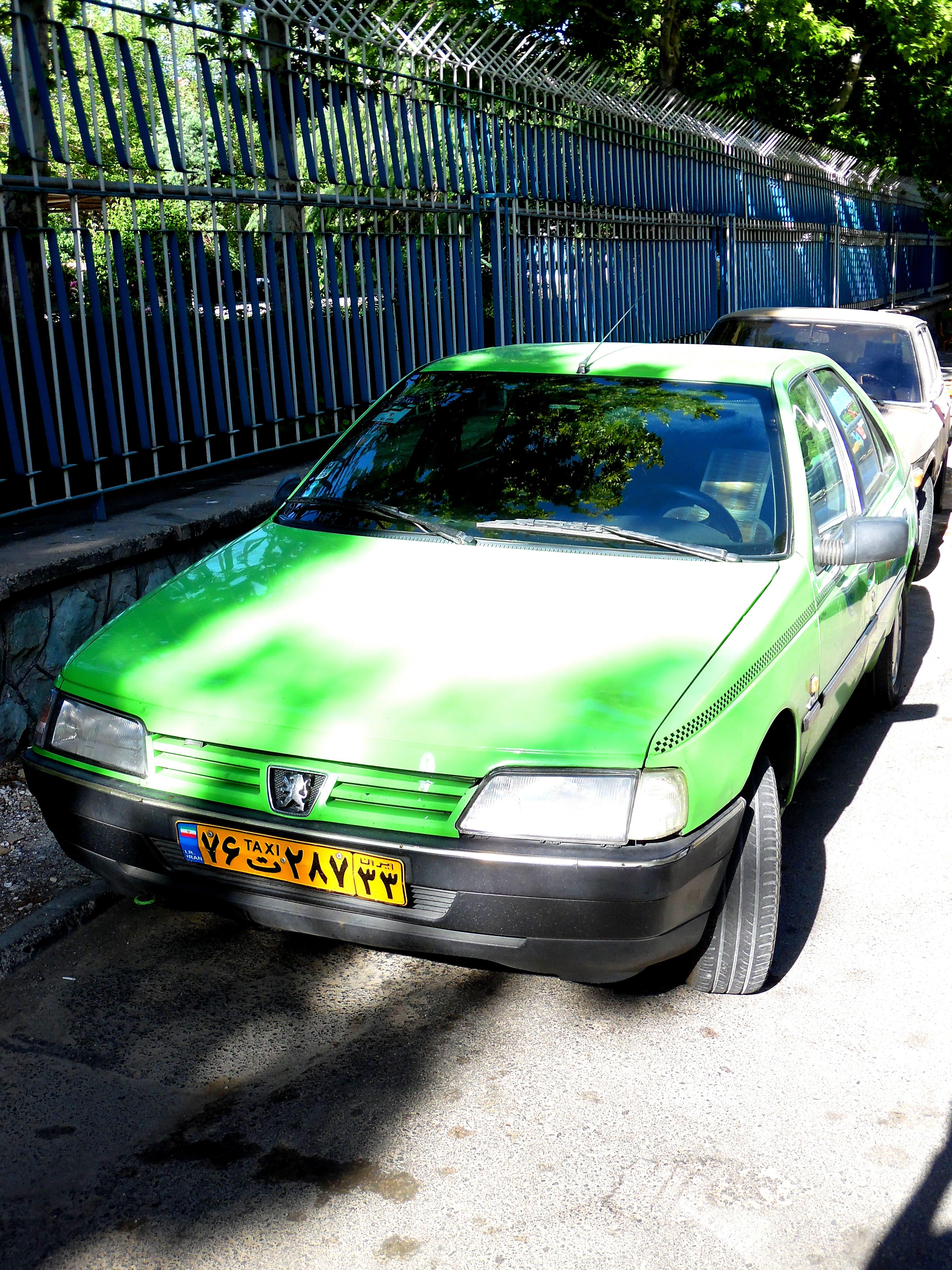 Auomobile Téhéran