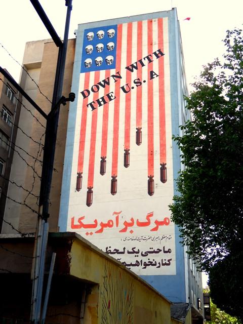 fresque USA